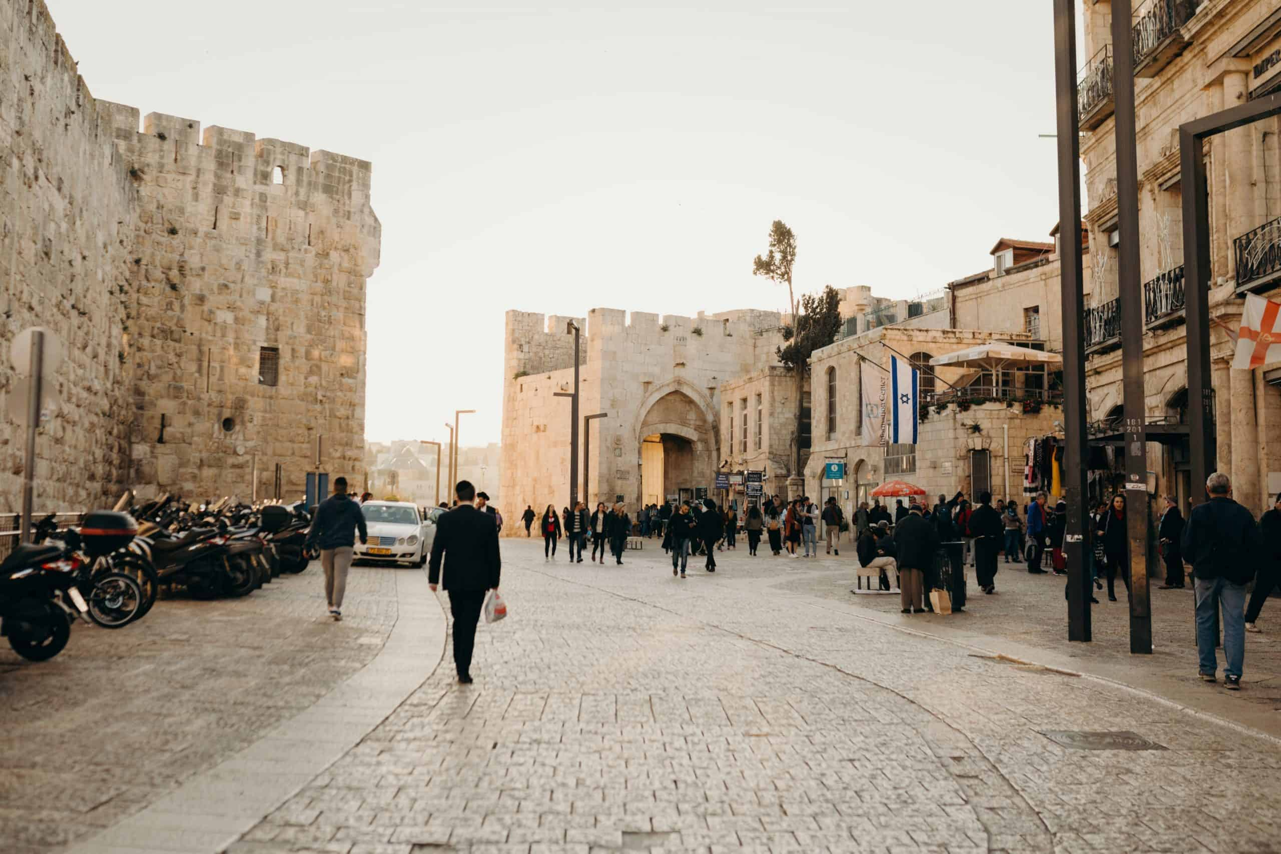 How to Stay Safe and Confident in the Holy Land