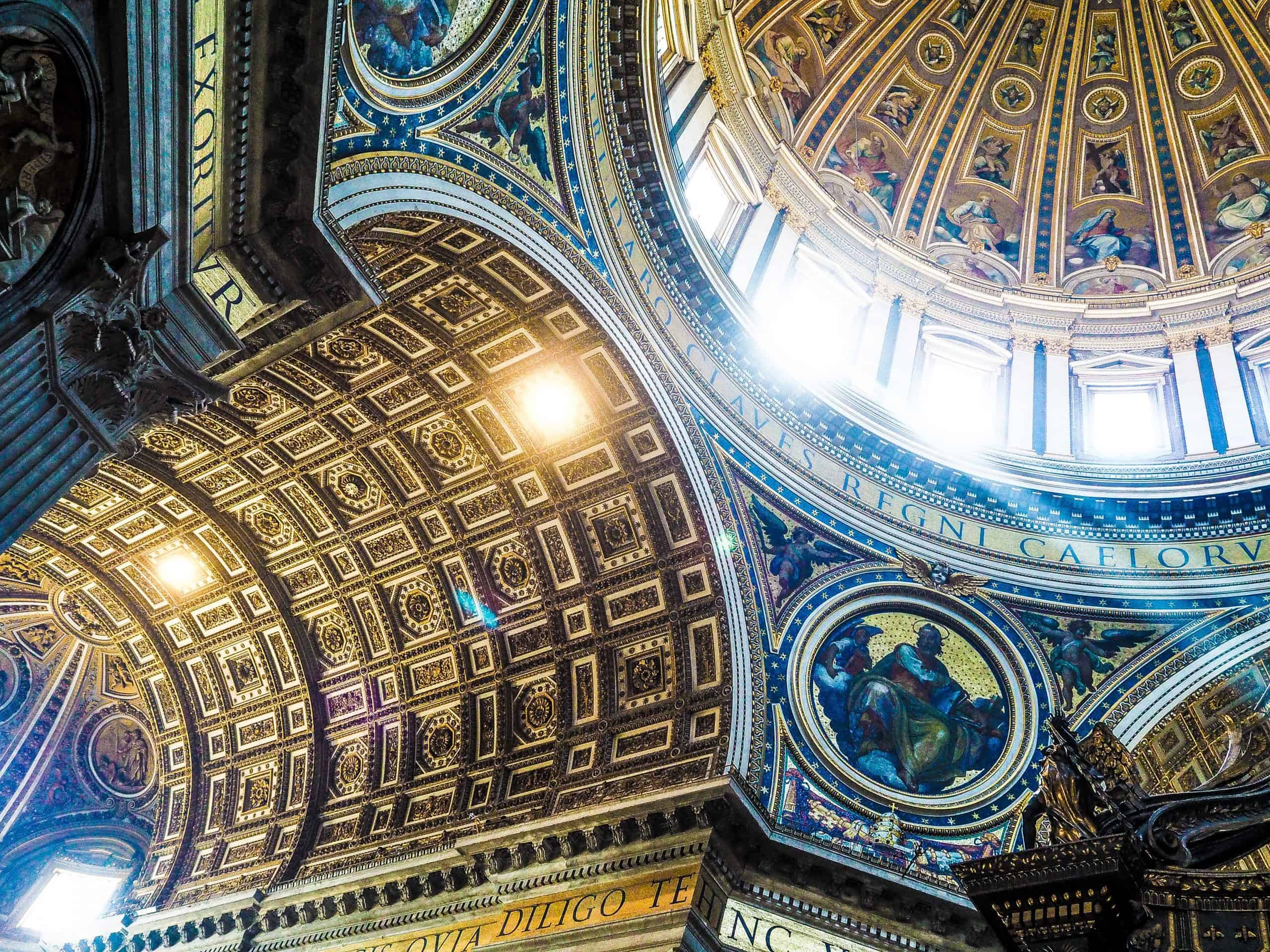 Finding the Saints in Rome
