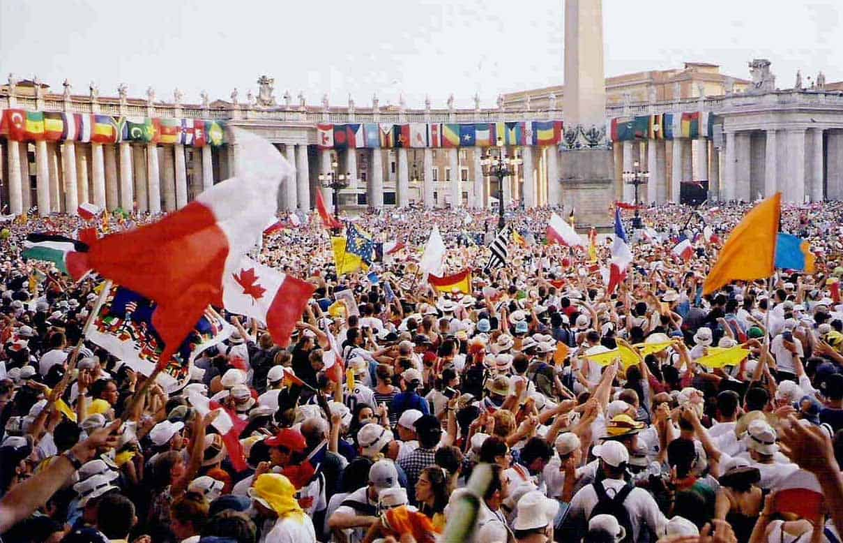 World Youth Day Through the Years: 5 Highlights