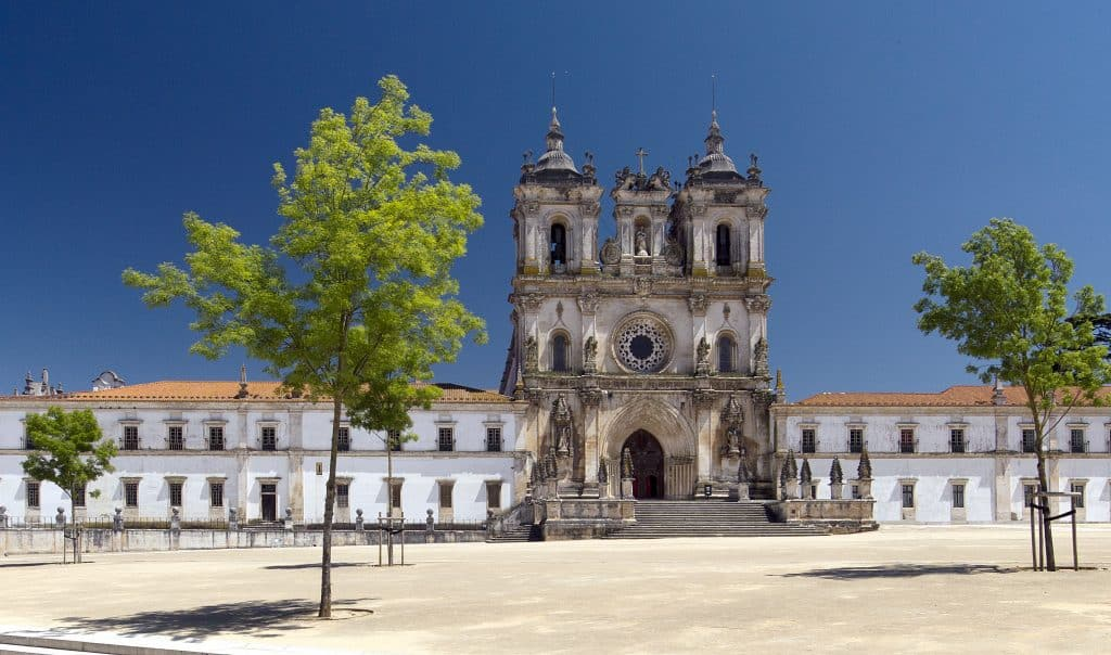 Alcobaca — Home of the famous Alcobaca Monastery and one of Portugal's many Catholic holy sites.