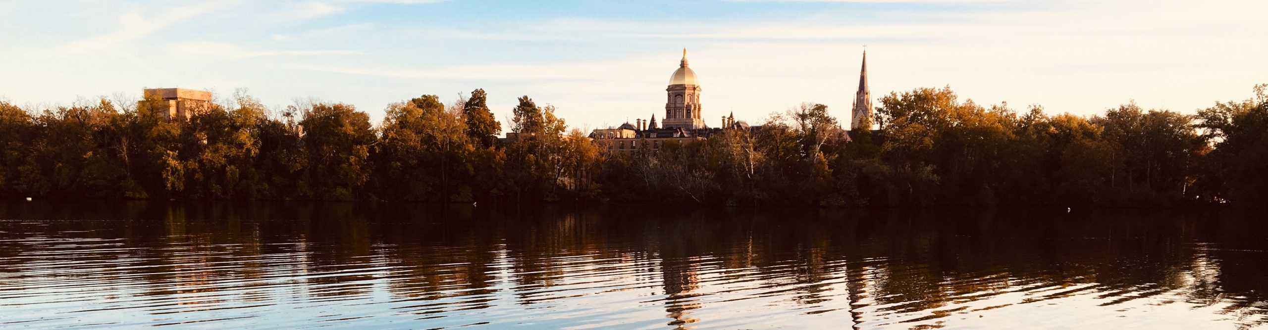 Breath of Fresh Air: A Local Pilgrimage to the University of  Notre Dame