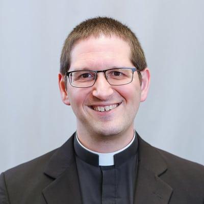 Rev. Eric Augenstein, Chaplain, Vocations