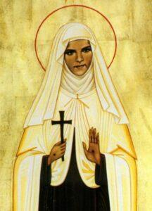 Icon of Sister Mariam (Mary) Baouardi